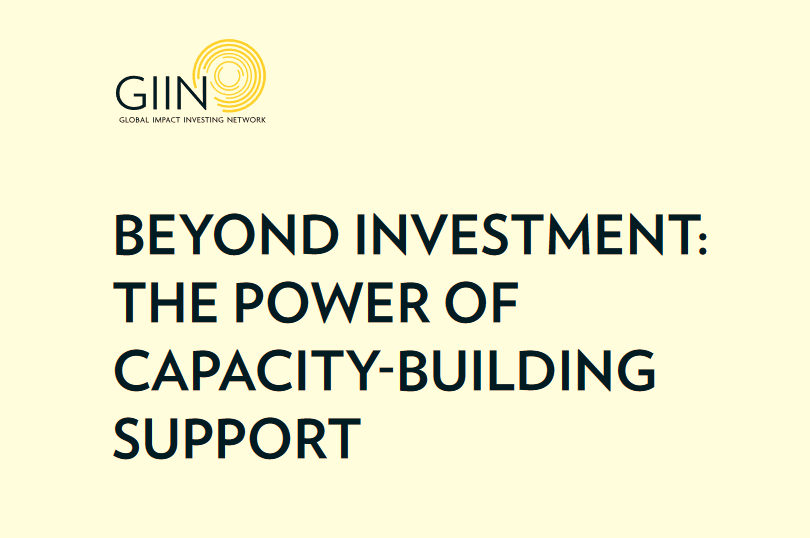 Breakfast event on Capacity Building Support